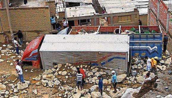 Objetivo es evitar daños causados por desastres. (USI)