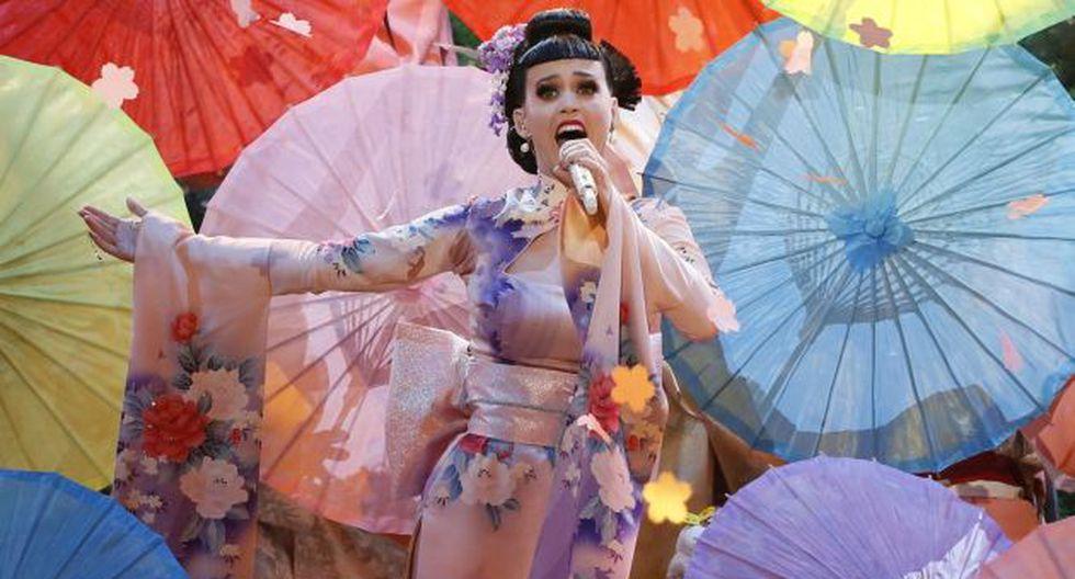 Katy Perry será la estrella del intermedio del Super Bowl. (Reuters/Pepsi)