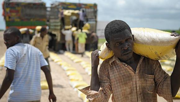Autoridades somalíes piden ayuda humanitaria. (AFP)