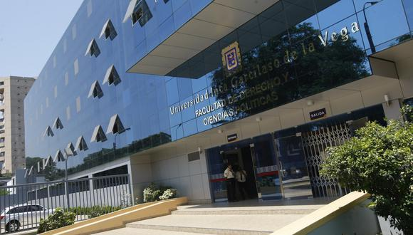 La Universidad Inca Garcilaso de la Vega (UIGV). (Foto: GEC}