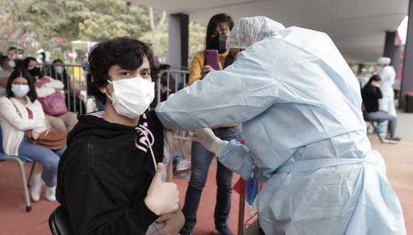 La vacunación contra el coronavirus continúa avanzando a nivel nacional a fin de reducir los contagios de esta enfermedad. (Foto: GEC)
