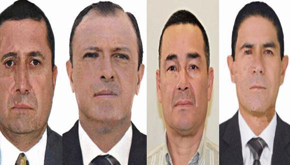 Capturan a cuatro generales del Ejército por robo de combustible. (Perú21)
