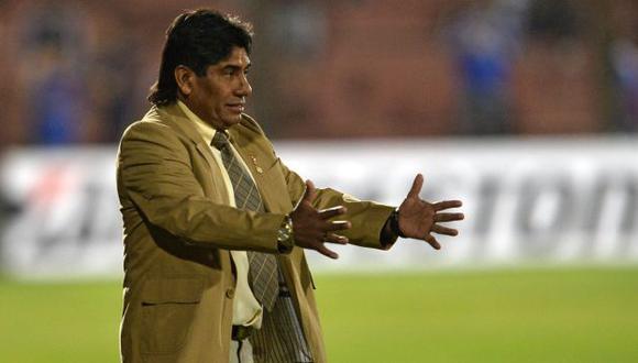 Cienciano reemplazará a Freddy García para lo que resta del torneo de Segunda División. (AFP)