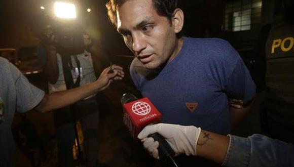 José Luis Soto Cubas cumplirá condena hasta el año 2045 por asesinar a su pareja. (Foto: César Grados)