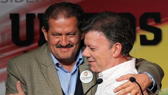 Vicepresidente de Santos. (AP)