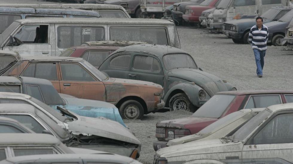 Impuesto vehicular: Proponen que autos antiguos también paguen impuestos. (USI)