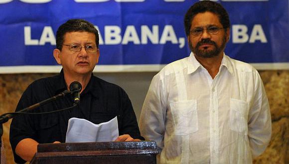 Colombia: FARC anuncia cese unilateral del fuego por 30 días. (EFE)
