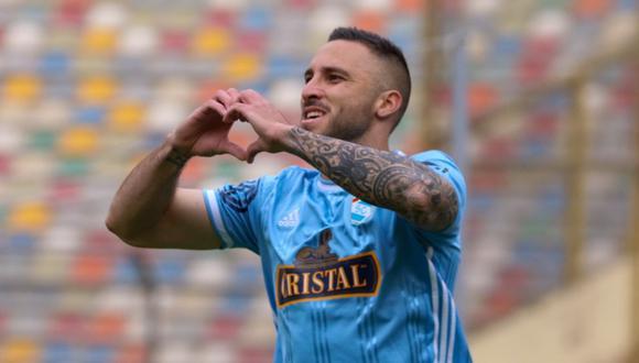 Herrera tiene contrato con Sporting Cristal por todo el 2021. (Foto: GEC)