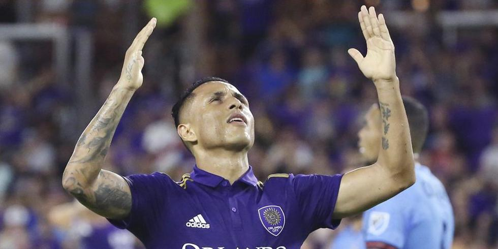 Yoshimar Yotún se unió a la MLS en el 2017 (Foto: AP).