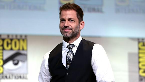 Zack Snyder es un director de cine, productor y guionista estadounidense. (Foto: Comic-Con International)