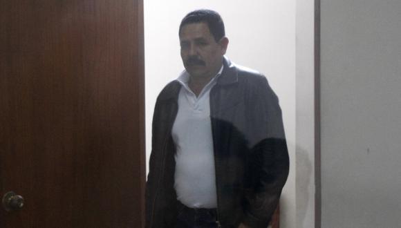 Fabio Chávez fue condenado. (David Vexelman)