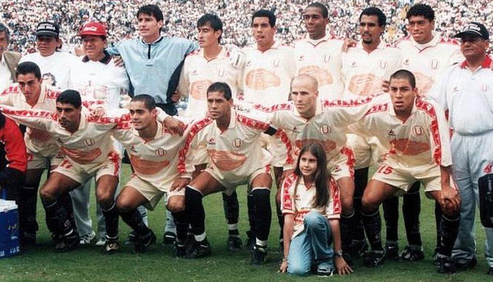Este es el histórico equipo que logró el tricampeonato en el 2000, con Roberto Challe.