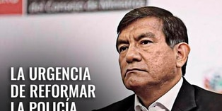 """""""La urgencia de reformar la policía"""" en Al Pie del Misti"""
