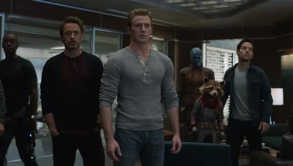 Avengers Endgame: así sería la línea de tiempo de Avengers 4 (Foto: Marvel Studios)
