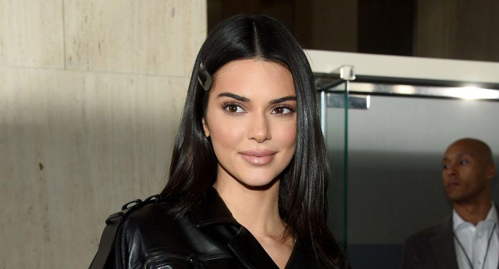Kendall Jenner tiene millones de 'fans' en las redes. (AFP)