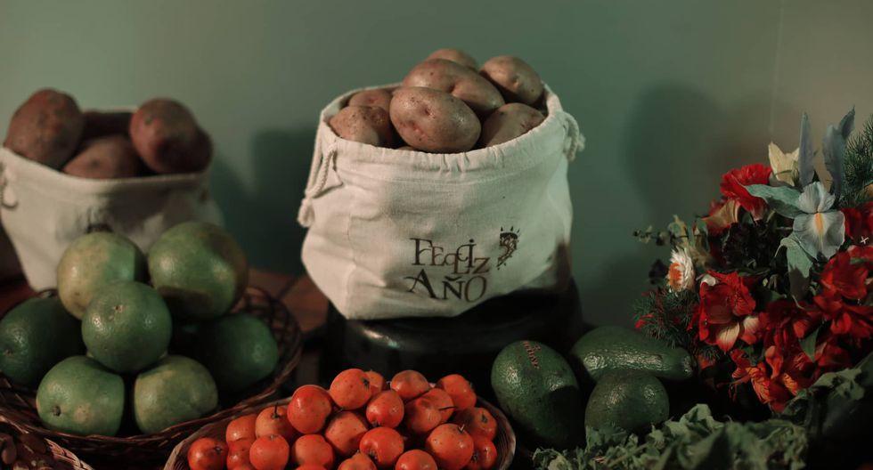 Los productos agrícolas presentados en el Food Forever Experience. (Fotos: Renzo Salazar)