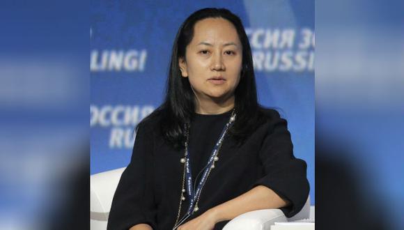 Meng Wanzhou fue arrestada por las autoridades canadienses a petición de Estados Unidos el pasado 1 de diciembre en Vancouver cuando se dirigía a México. (Foto: EFE).