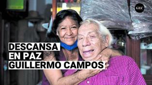 Fallece Guillermo Campos a los 92 años