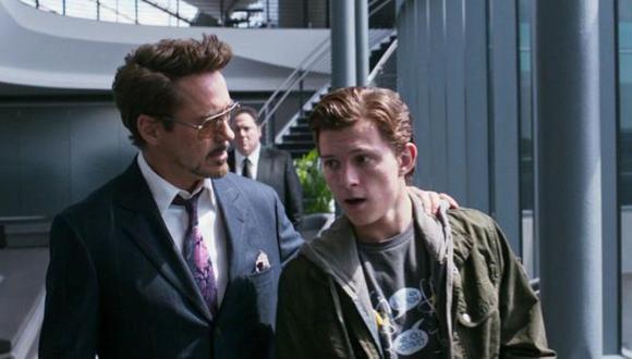 A lo largo de la historia, Peter Parker y Tony Stark han tenido una relación humorística pero muy sincera, que los fanáticos han sabido valorar. (Foto: Marvel Studios)