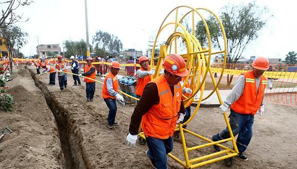 El gobierno tiene previsto una meta de cobertura de gas natural de 50% de la población peruana al 2030, indicó el titular del MEM. (Foto: GEC)<br>