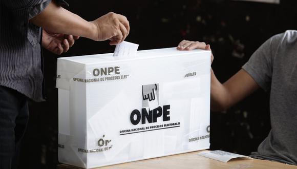 Ciudadanos pueden consultar, a través del portal web del JNE, si tienen alguna multa electoral. (Foto: ONPE)