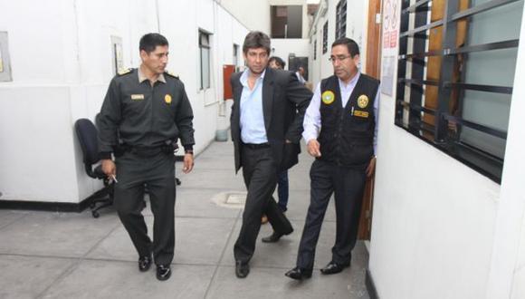 Poder Judicial dicta prisión preventiva para funcionario de región Cajamarca. (Difusión)