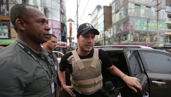 Alcalde George Forsythse incorpora al Ejército del Perú. (Foto: EC)