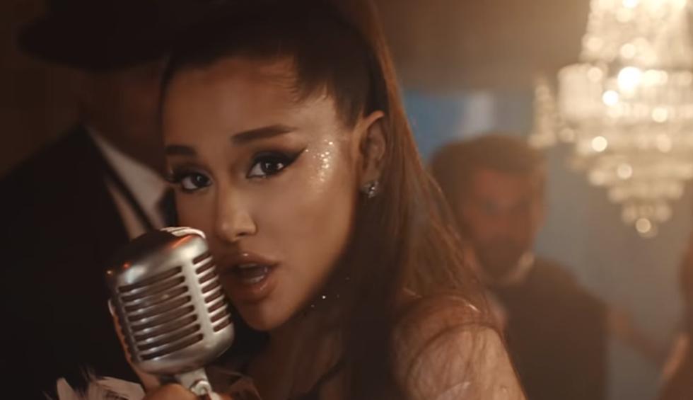 Ariana Grande volverá a los Nickelodeon Kids' Choice Awards luego de cinco años. (Captura de YouTube)