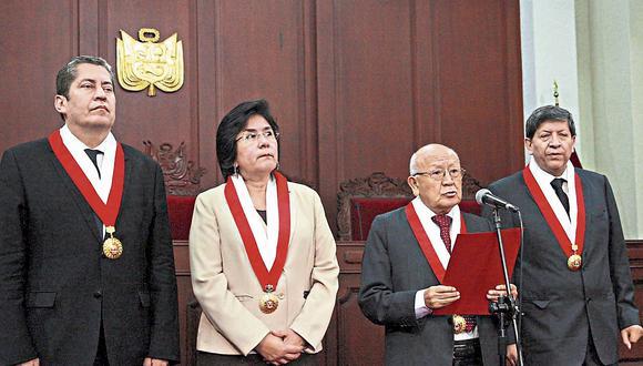 Tribunal Constitucional. (USI)