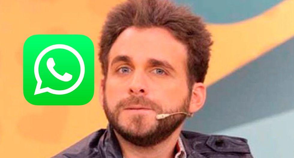 ¡Para todos los Rodriguistas! Lanzan en WhatsApp los stickers de 'Peluchín'. (Foto: Trome)