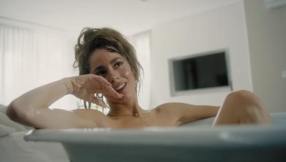 """Ella dice"", lo nuevo de Tini Stoessel. (Foto: Captura YouTube)"