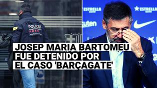FC Barcelona: detienen a Josep María Bartomeu, expresidente del club, por escándalo del Barçagate