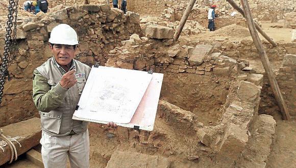La Libertad: Hallan tumbas y ofrendas en complejo arqueológico Wiracochapampa. (USI)