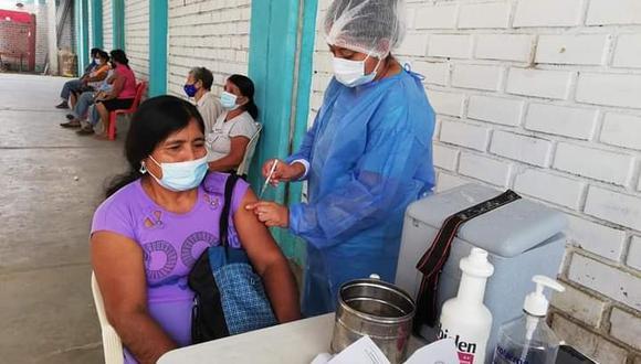 El Minsa resporta 83.511 personas contagiadas por COVID-19 en lo que va de la pandemia. (Foto: Diresa Piura)