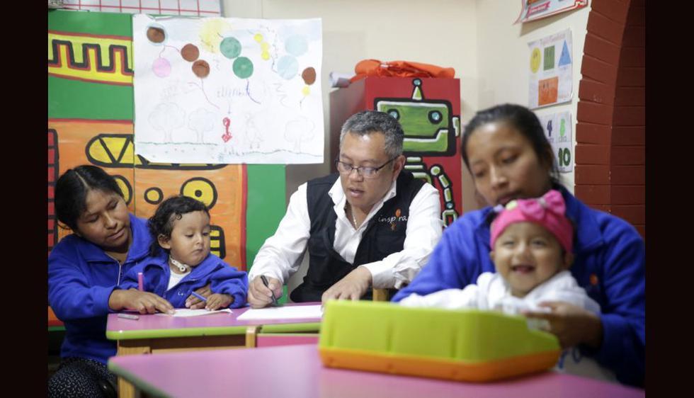 """Ricardo Pum Chong, finalista en el concurso Héroes de CNN y fundador de """"Inspira"""", albergue donde residen niños de provincia durante su tratamiento en Lima. (Foto: Andina)"""