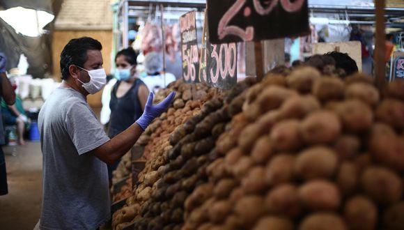 El alza de precios se debió a los aumentos que presentaron los grandes grupos de consumo en la capital, según INEI. (Foto: Jesus Saucedo / GEC)
