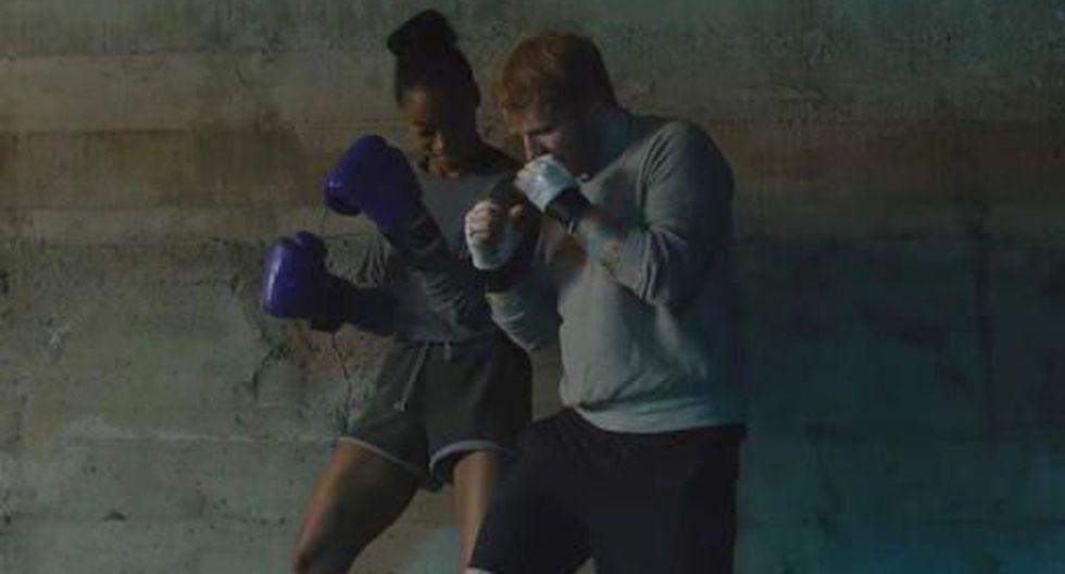 ¡'Shape of You' de Ed Sheeran se convirtió en el tema más reproducido en Spotify! (YouTube)