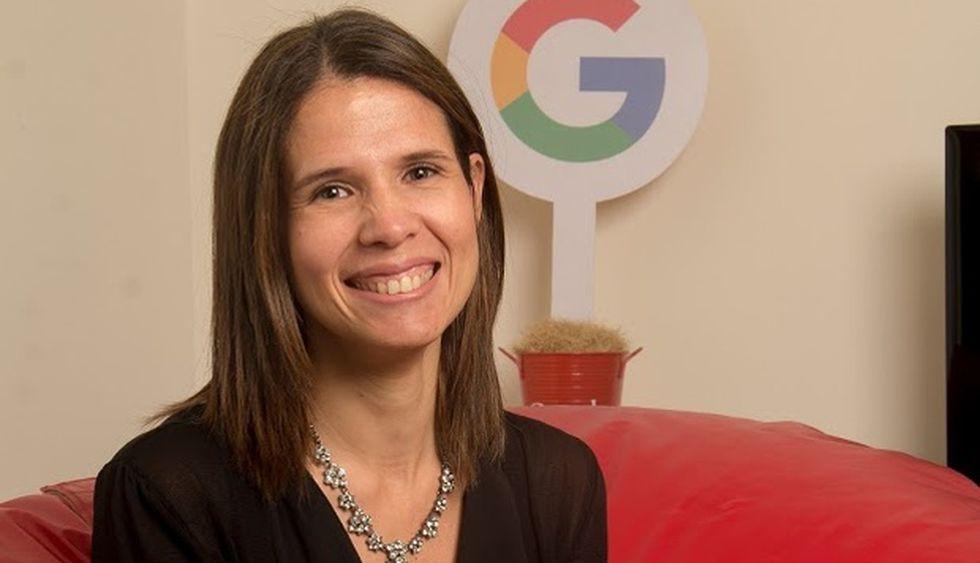 Deb Reyes, gerente de Productos, Soluciones y Análisis de Negocio para Google Hispanoamérica. (Foto: Cortesía de Google)
