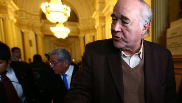 García Belaunde tiene mucha simpatía por la eventual candidatura de Javier Bedoya. (Perú21)