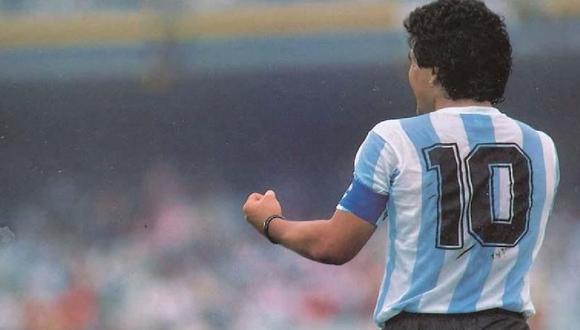 Los equipos argentinos se despedirán a lo grande de Diego Armando Maradona. (Foto: @LigaAFA)
