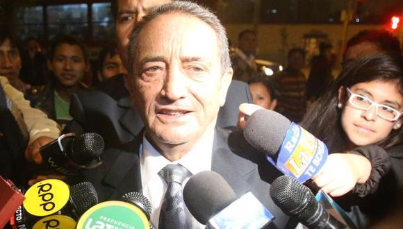 Yosef Maiman sigue insistiendo en que no se ha cometido ninguna irregularidad en el caso Ecoteva. (Perú21)