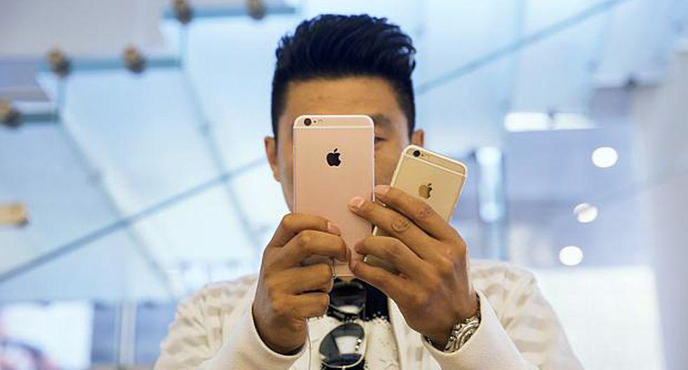 Apple ya no da a conocer cifras detalladas de sus envíos de iPhone. (Foto: Reuters)