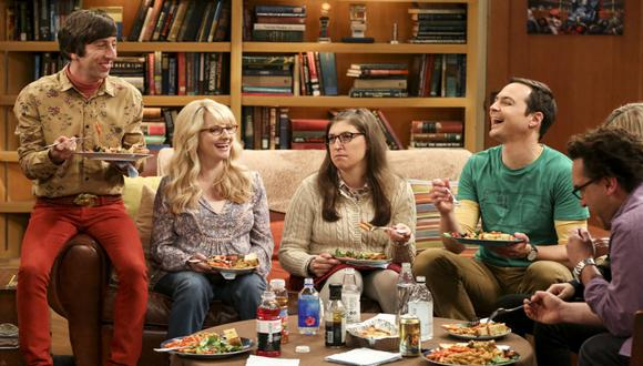 """The Big Bang Theory""  inició su última temporada. (FOTO: CBS)"