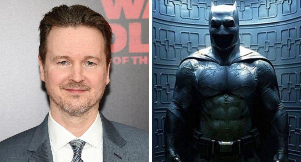 Batman matt reeves