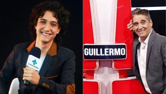 Vasco Madueño dijo estar dispuesto a darle una segunda oportunidad a Guillermo Dávila. (Foto: @vascomadueño/@guillermodávilaoficial)