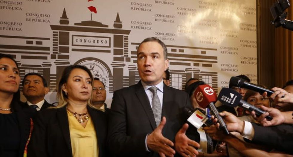 El primer ministro, Salvador del Solar, dijo que no quisieron generar una situación de crisis constitucional. (Foto: Mario Zapata / GEC)