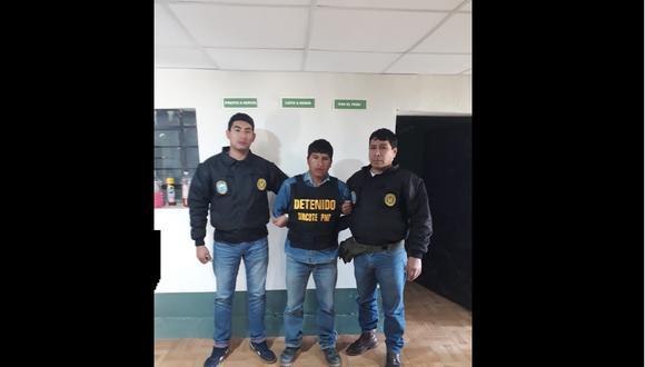 El camarada 'Eloy' fue parte de la organización terrorista del genocida Abimael Guzmán.