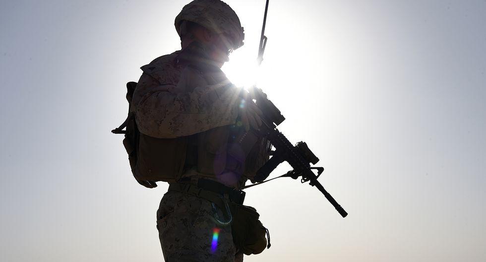 Talibanes se adjudican ataque que terminó con un soldado de Estados Unidos fallecido en Afganistán. (Foto: AFP/Archivo)