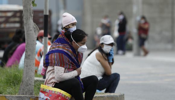 Martín Vizcarra anunció que habrá segunda transferencia de dinero a las familias vulnerables. (Miguel Yovera/GEC)