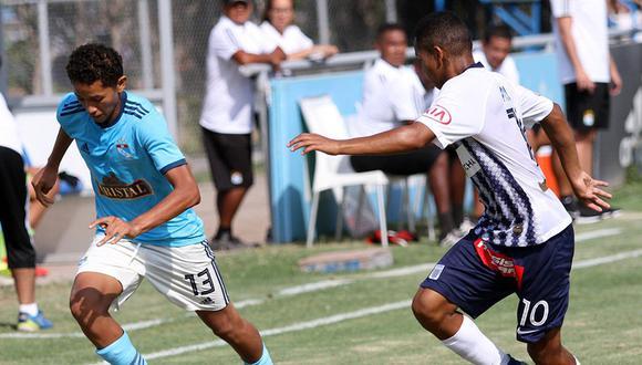 Sporting Cristal no aprovechó la localía y empató ante Alianza Lima en el Torneo de Reservas. (Foto: Club Sporting Cristal)